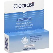 Daily Clear Vanishing Cream by clearasil