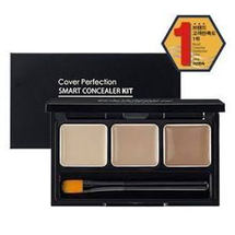 Cover Perfection Smart Concealer Kit by The SAEM