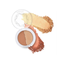 Lotus Infused Bronzer Duo by pacifica