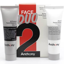 Face Duo Kit Cleanser And Moisturizer by anthony