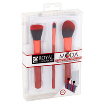 Complexion Perfection 4pc Brush Kit by moda