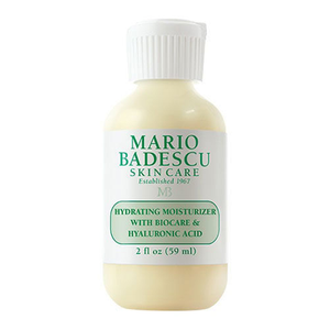 Hydrating Moisturizer With Biocare & Hyaluronic Acid by mario badescu