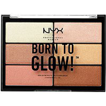 Born To Glow! Highlighting Palette by NYX Professional Makeup