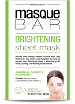 Brightening Sheet Mask by Masque Bar