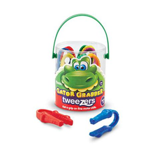 Ler2963 Gator Grabber Tweezers by learning resources