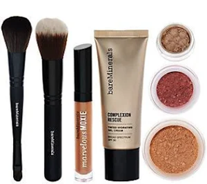 Love, California Blushing Beauty 7-piece Kit by bareMinerals