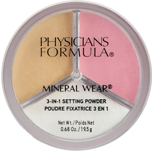 Mineral Wear 3-in-1 Setting Powder by Physicians Formula