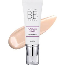 Natural Flawless Cover BB Cream SPF 30 by A'PIEU