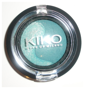 Color Sphere Duo Mat & Pearly Eyeshadow - Sea Green/ Teal by Kiko Milano