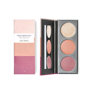 High Vibrations Cream Trio by w3ll people