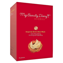 Ultra Nourishing Firming Hydrating Imperial Birds Nest Mask by my beauty diary