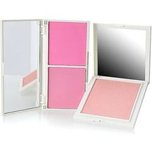 Blush & Brighten Face Palette by the vintage cosmetic company