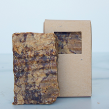 Raw African Black Soap by Mary Louise Cosmetics