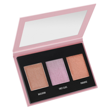 True Complexion 3D Highlighter Palette - Luminosity by black radiance