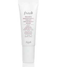 Peony Brightening Night Treatment Mask by fresh