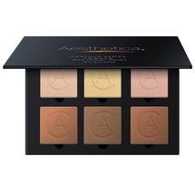 Pressed Powder Contour Kit by Aesthetica