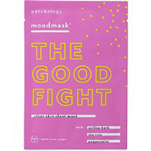 Moodmask The Good Fight Clear Skin Sheet Mask by patchology