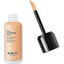 Full Coverage 2-IN-1 Foundation and Concealer by Kiko Milano