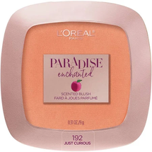 Paradise Enchanted Fruit Scented Blush by L'Oreal