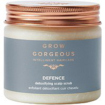Defense Detoxifying Scalp Scrub by Grow Gorgeous