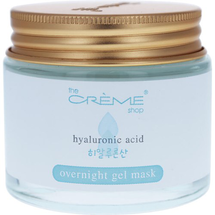 Hyaluronic Acid Overnight Gel Mask by The Creme Shop