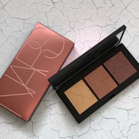 Coucher Del Soleil Cheek Palette by NARS #2
