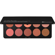 Nude Blush 10 Color Blush Palette by BH Cosmetics