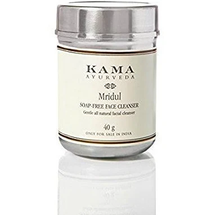 Soap Free Face Cleanser Mridul by Kama Ayurveda