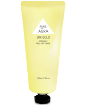 24K Gold Peel-Off Mask by PureAura