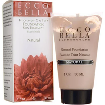 FlowerColor Natural Liquid Foundation by Ecco Bella