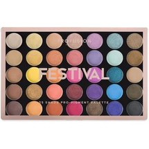 35 Shade Pro-Pigment Palette - Festival by Profusion