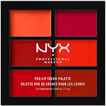 Pro Lip Cream Palette - The Nudes by NYX Professional Makeup