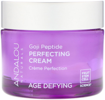 Age Defying Goji Peptide Perfecting Cream by andalou naturals