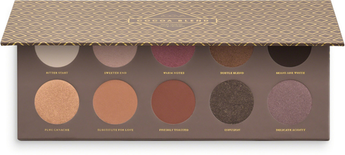 Cocoa Blend Eyeshadow Palette by zoeva