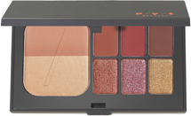 Day To Night Eyeshadow Palette - Warm by PYT Beauty