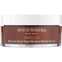 African Muti Mud Body Scrub by marula