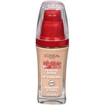 Infallible Advanced Never Fail Makeup by L'Oreal