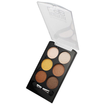 Beautician Lab Eyeshadow Palette by kleancolor