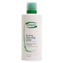 Purifying Cleansing Lotion by Simple