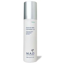 Delicate Skin Cleansing Gel - Extra Gentle by MAD Skin Care