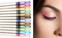 Professional Cosmetic Vivid Eyeliner Pencils 12 Colors Multi by Pure Cosmetics