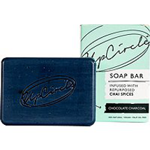 Chocolate Charcoal Chai Soap Bar For Face And Body by UpCircle