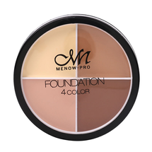Pro 4 Color Foundation by Menow