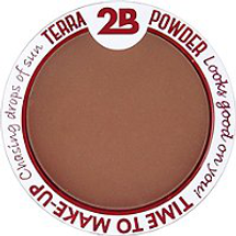Time To Make Up Terra Powder by 2b colours
