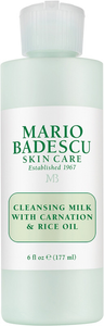 Cleansing Milk With Carnation & Rice Oil by mario badescu