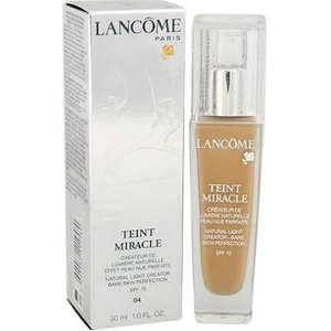 Teint Miracle Bare Skin Foundation by Lancôme