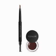 Brow Pencil & Gel Cream by Focallure