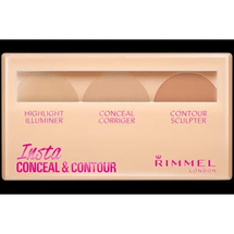 Insta Conceal and Contour Palette - Light by Rimmel