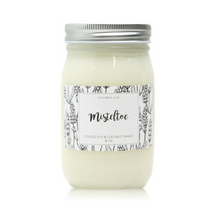 Mistletoe Soy Candle by The Purple Goat