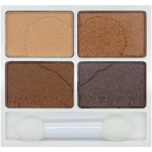 Very Vegan Eyeshadow Quad by w7